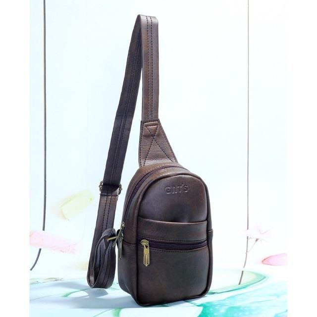 Túi đeo chéo unisex CNT MQ23