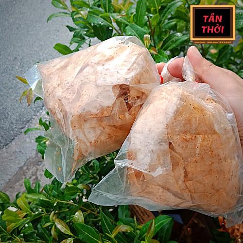 (Loại Đặc Biệt) Bánh tráng xike muối tỏi ớt Tân Thời ngon và sạch  - 1 bịch