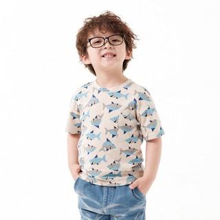 Hình ảnh Áo Phông Cộc Tay Bé Trai (1-6 Tuổi) K's Closet B001TES / B023TES HD-7