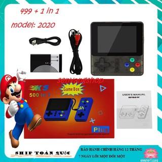 Máy chơi game cầm tay sup-box 499 400 trò cổ điển bản đặc biệt model2020 thumbnail