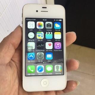 Điện thoại iphone 4s quốc tế 8-16gb chính hãng giá tốt (TẶNG BÓP VÍ THỜI TRANG )