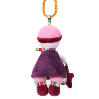 Dây treo đồ chơi trên xe đẩy em bé