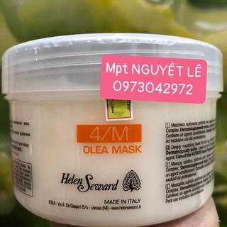 Hấp dưỡng ẩm cho tóc khô Helen Seward Olea Mask 4 M 500ml thumbnail