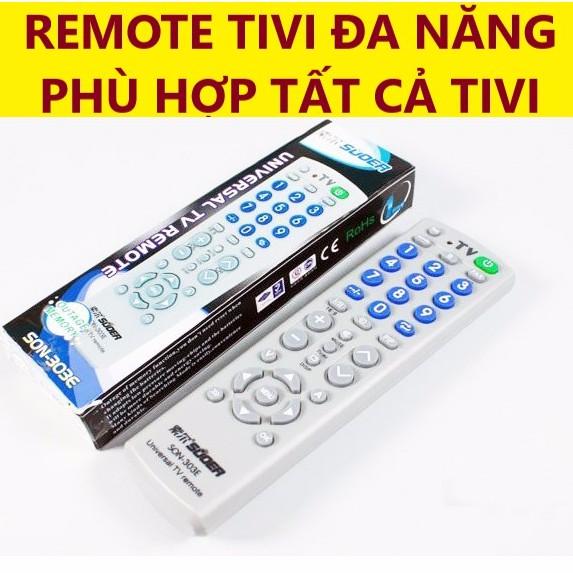 REMOTE TIVI ĐA NĂNG SUOER SON-303E