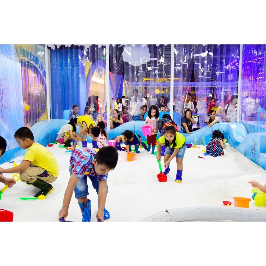 [Toàn quốc] Combo 2 vé vui chơi giải trí tại tiNiWorld giảm giá sốc tới 50% - Áp dụng cả cuối tuần v