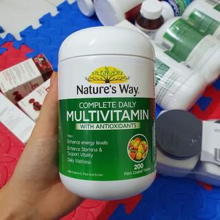 Vitamin tổng hợp Multivitamin 200 viên