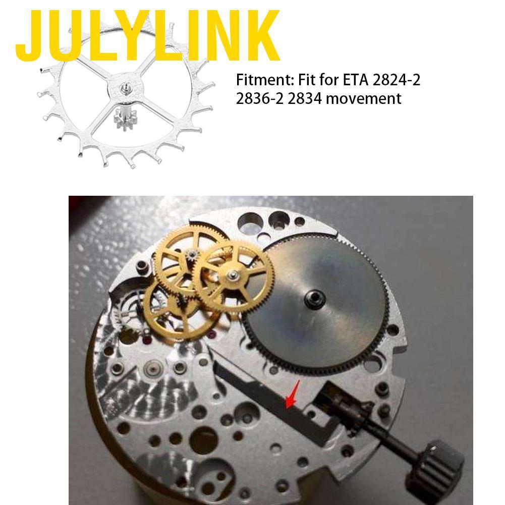 Bánh Răng Thay Thế Cho Đồng Hồ Julylink Eta 2824-2 2836-2 2834