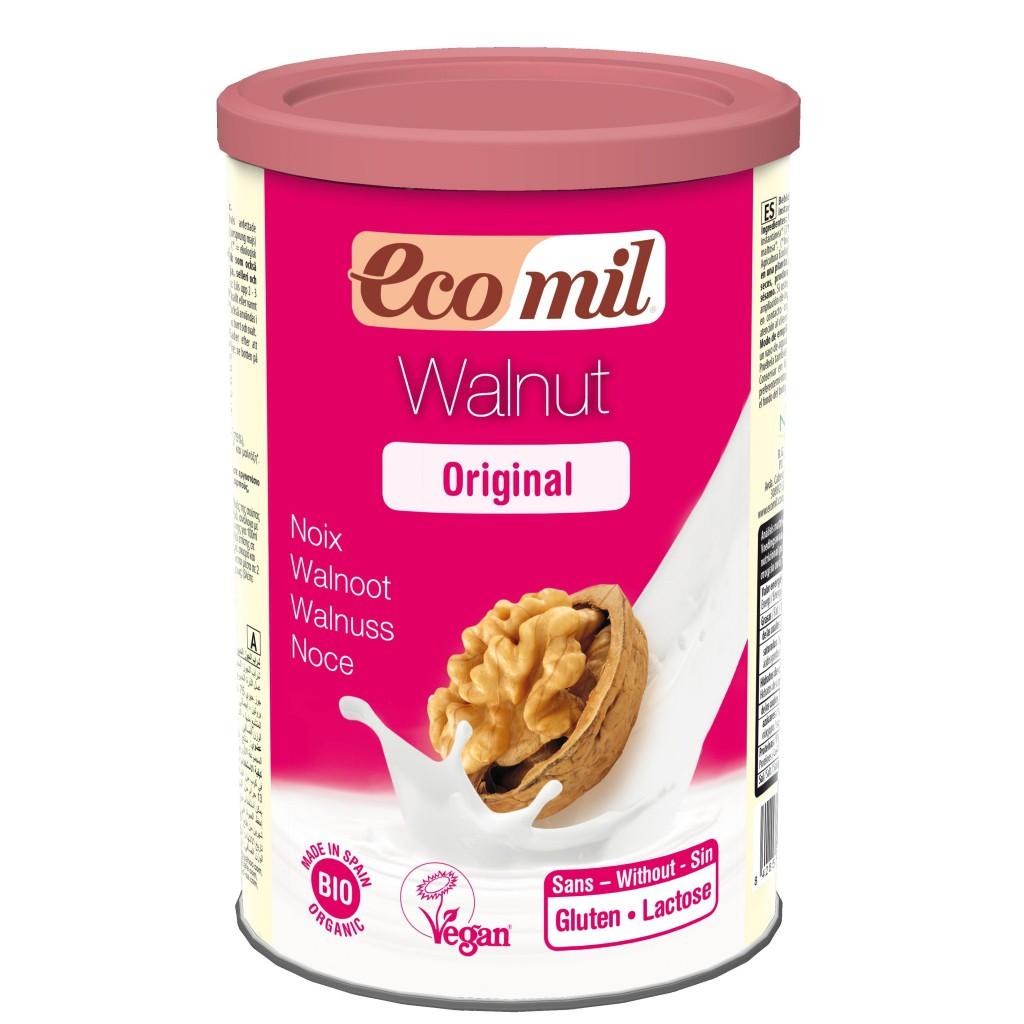 Sữa hạt óc chó hữu cơ có đường 400gr
