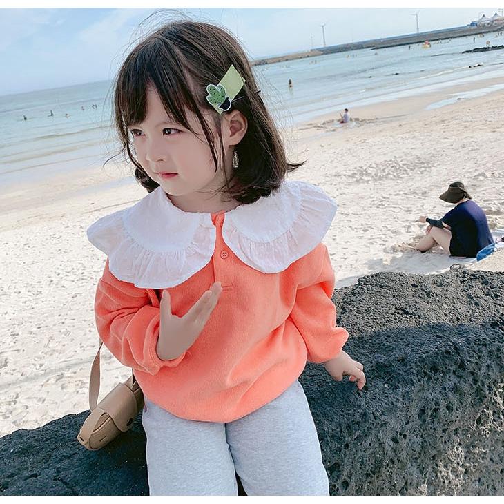 Áo Sweater Hàn Quốc Cho Bé Gái - 21956914 , 5810904796 , 322_5810904796 , 331200 , Ao-Sweater-Han-Quoc-Cho-Be-Gai-322_5810904796 , shopee.vn , Áo Sweater Hàn Quốc Cho Bé Gái