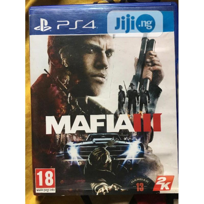 MAFIA 3 CHO HỆ MÁY PS4