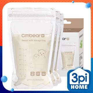 Túi Trữ Sữa CMBEAR - Hộp 30 Túi 220ml - Hàng Xuất Châu Âu thumbnail