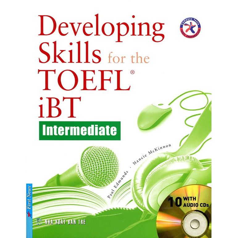 Developing Skills for the TOEFL iBT Intermediate - 3370940 , 1044215891 , 322_1044215891 , 276000 , Developing-Skills-for-the-TOEFL-iBT-Intermediate-322_1044215891 , shopee.vn , Developing Skills for the TOEFL iBT Intermediate