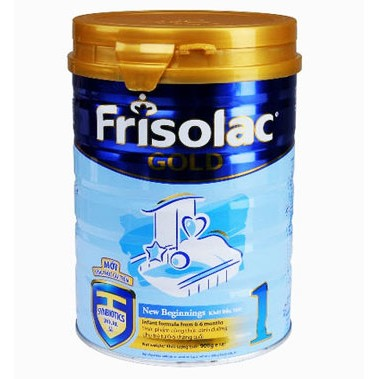 SỮA FRISOLAC GOLD 1 (900gr)