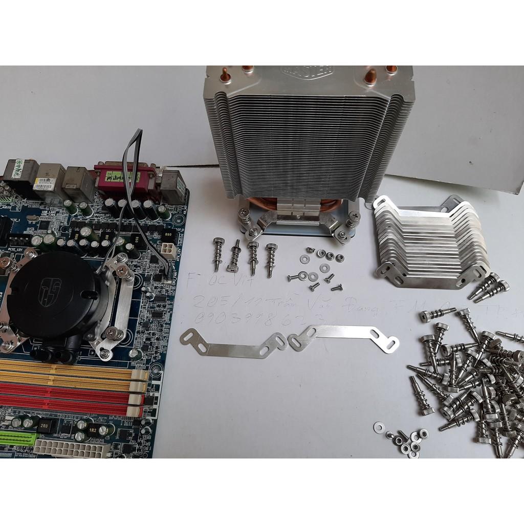 Bộ Gông tản nhiệt nước và khí, chuyển Full AMD qua Intel và ngược lại Giá chỉ 190.000₫