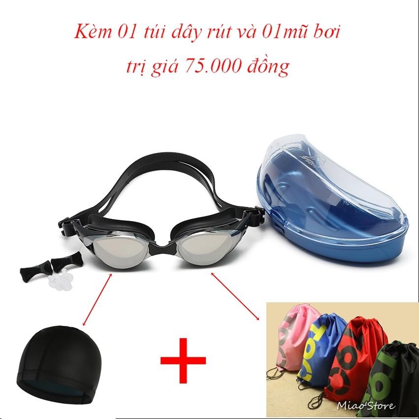 Kính bơi Shenwu tráng bạc kèm mũ bơi và túi đeo vai dây rút tiện lợi - 2941308 , 192759339 , 322_192759339 , 188000 , Kinh-boi-Shenwu-trang-bac-kem-mu-boi-va-tui-deo-vai-day-rut-tien-loi-322_192759339 , shopee.vn , Kính bơi Shenwu tráng bạc kèm mũ bơi và túi đeo vai dây rút tiện lợi