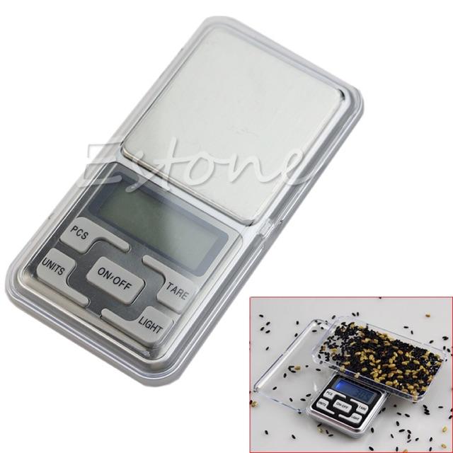 Cân tiểu ly 500g độ chính xác 0.1 gram