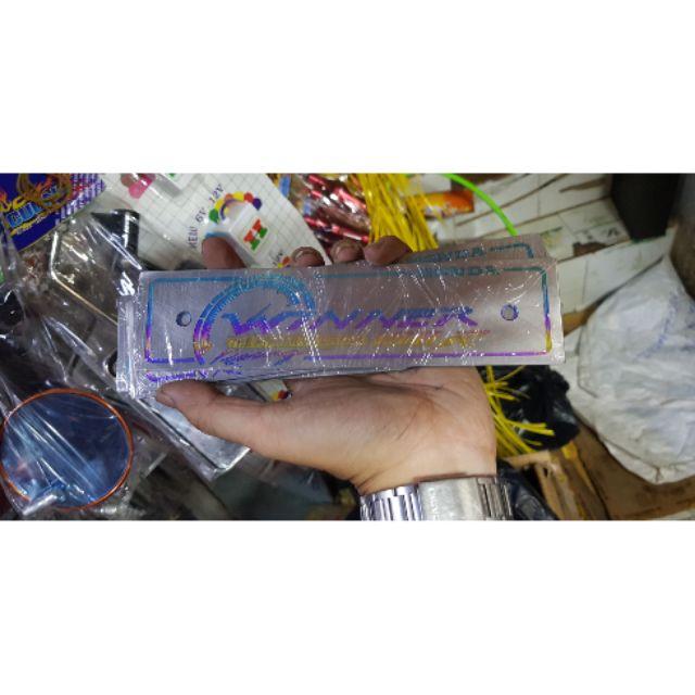 Bảng tên titanium khắc chìm bao đẹp - 3221757 , 1056686939 , 322_1056686939 , 200000 , Bang-ten-titanium-khac-chim-bao-dep-322_1056686939 , shopee.vn , Bảng tên titanium khắc chìm bao đẹp