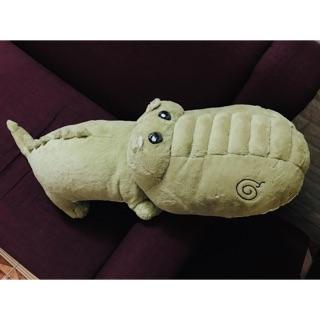 [THANH LÝ] Cá sấu bông handmade