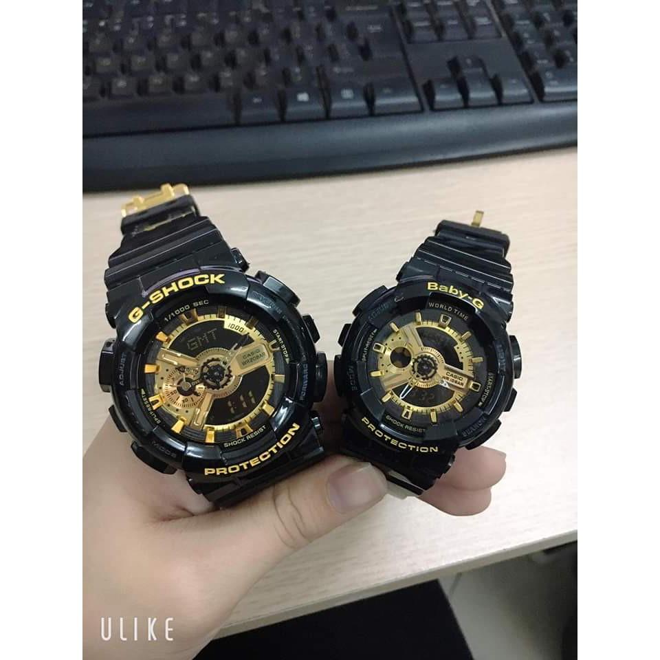 [HOT TREND] Đồng hồ thể thao nam nữ G Shock - GA110 55mm điện tử chống nước đa năng trẻ trung năng