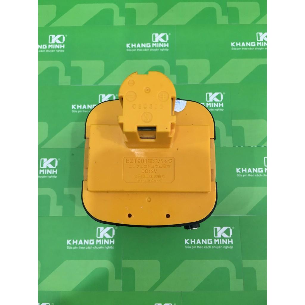 KM Vỏ pin National 12V - 3Ah, vỏ rộng để đuợc 6 cell Li-ion 18650 và mạch bảo vệ - 2907137 , 286392734 , 322_286392734 , 65000 , KM-Vo-pin-National-12V-3Ah-vo-rong-de-duoc-6-cell-Li-ion-18650-va-mach-bao-ve-322_286392734 , shopee.vn , KM Vỏ pin National 12V - 3Ah, vỏ rộng để đuợc 6 cell Li-ion 18650 và mạch bảo vệ