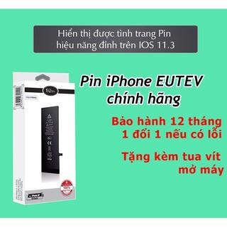 Pin iPhone EUtev chính hãng (xuất khẩu EU)- Pin iPhone 4S/5/5S/SE/6/6S/6plus/6splus/7/7plus/8/8plus/X/Xs/Xsmax ĐẦY ĐỦ