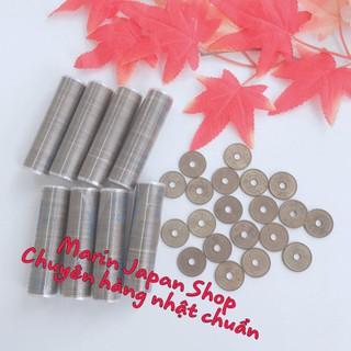 Đồng xu may mắn - đồng 5 Yên Nhật Bản thumbnail