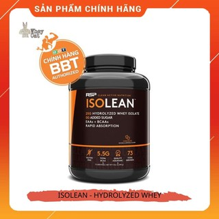 ISOLEAN 73SERVINGS – Hydrolyzed Whey Protein Isolate – Whey thủy phân cao cấp – Whey Cat