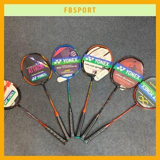 Vợt cầu lông - Vợt cầu lông Yonex 100% khung Crom tặng kèm 4 món quà - Fbsport thumbnail