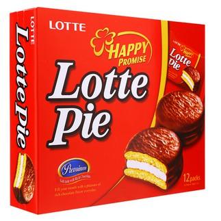 Bánh xốp Lotte Pie hộp 360g - 2502653 , 607250760 , 322_607250760 , 65000 , Banh-xop-Lotte-Pie-hop-360g-322_607250760 , shopee.vn , Bánh xốp Lotte Pie hộp 360g
