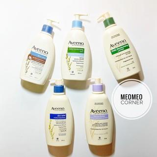 [Bản Úc] Sữa dưỡng thể Aveeno lotion dưỡng ẩm cho người lớn 354ml thumbnail