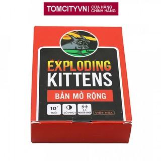 Combo Mèo Nổ Exploding Kittens 4 Bản Mở Rộng bản mới thumbnail
