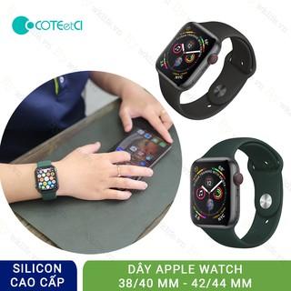 Dây Đeo Apple Watch 38 40 42 44 Cao Cấp Chính Hãng CoTeetCi