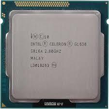 Intel® Celeron® Processor G1630