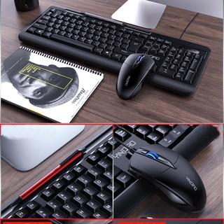 Bàn phím máy tính V1-MAX độ nhạy cực cao, đánh máy văn phòng, chơi game đều mượt, chống nước tuyệt đối. thumbnail