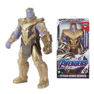 [Mã 1212TINI03 giảm 25% đơn 200k] Đồ chơi Hasbro Robot siêu anh hùng Deluxe Thanos Avenger E4018 thumbnail
