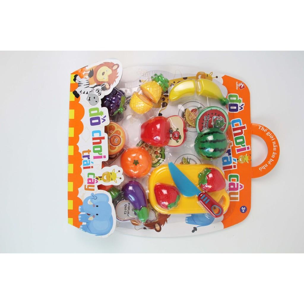 Bộ đồ chơi 9 món Long Thủy LT801-01V