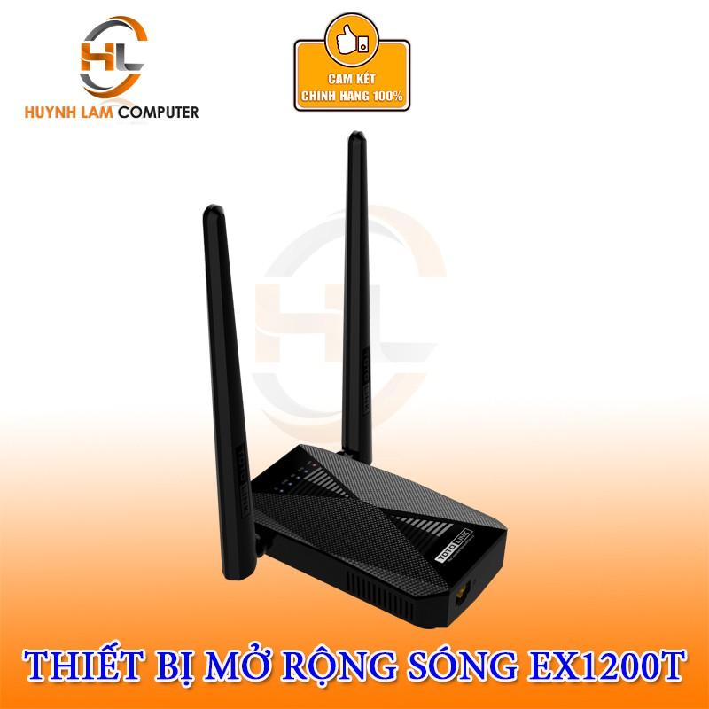 Bộ kích sóng WiFi Totolink EX1200T chính hãng DGW phân phối