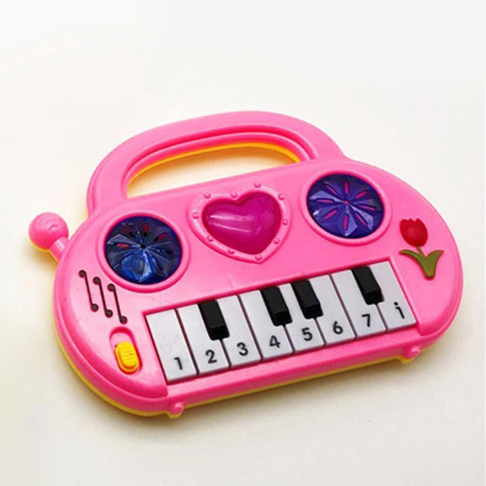 Cartoon Electronic Organ Toy for Baby Kids Intelligence Early Education Learn