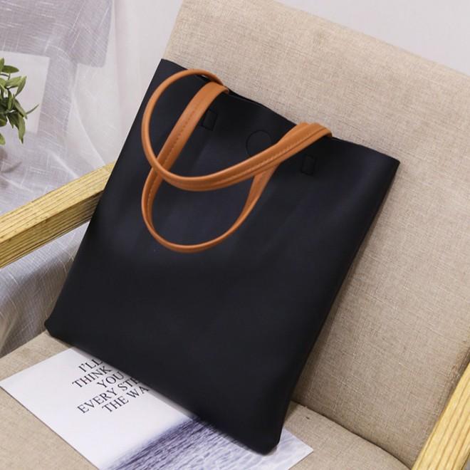[Hàng order] Túi tote da 8 màu - T1160