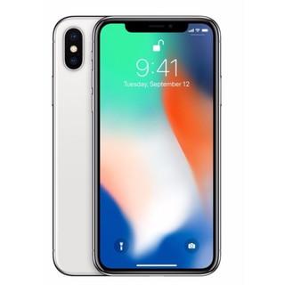 Điện thoại Apple iPhone X 256GB (Bạc) – Hàng nhập khẩu