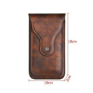 Túi đựng điện thoại đeo hông kèm móc thắt lưng hàng nhập khẩu
