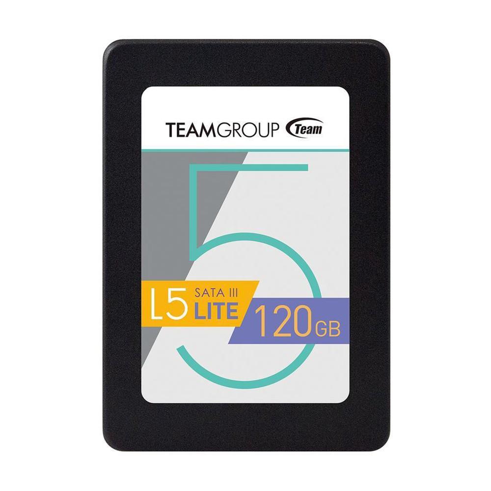 [Nhập ELCL30 hoàn 30K xu đơn bất kỳ] Ổ cứng SSD Team Group L5 LITE 120GB 2.5