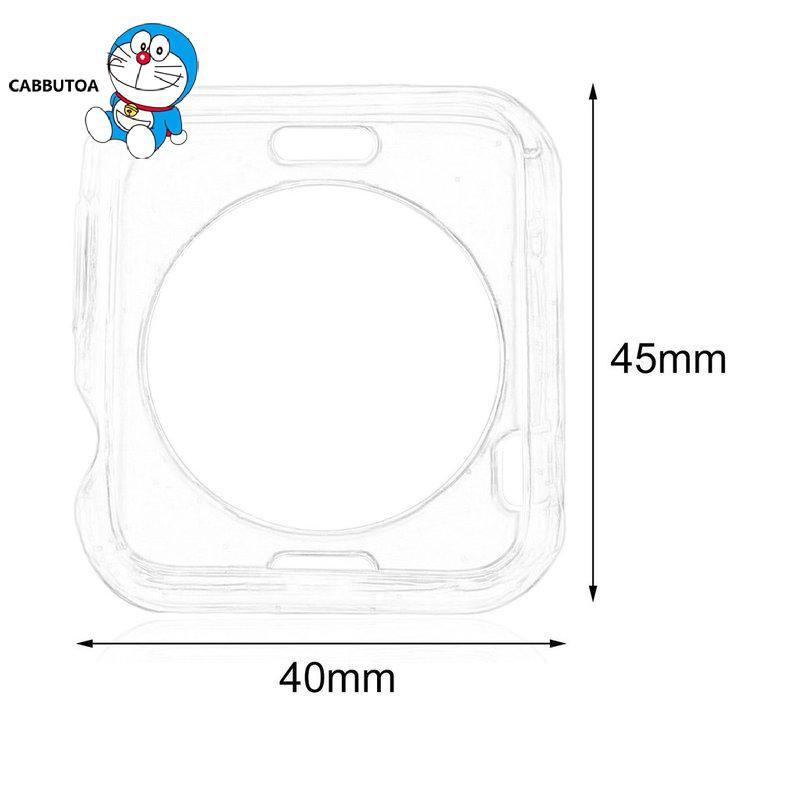 Mềm Ốp Tpu Bảo Vệ Mặt Đồng Hồ Iwatch 42mm