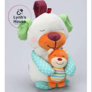 Gấu bông ru ngủ INFANTINO