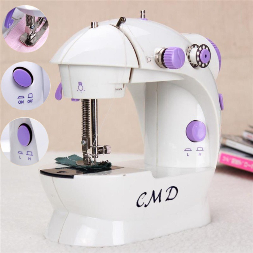 Máy may mini gia đình Machine CMD SM-202A
