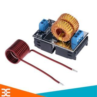 Yêu Thích[Tp.HCM] Mạch Nung Cao Tần ZVS Mini 120W 5V-12VDC