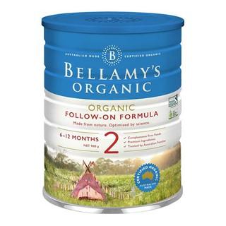 Sữa Bột Bellamy s Organic Toddler Milk Drink Số 2 thumbnail