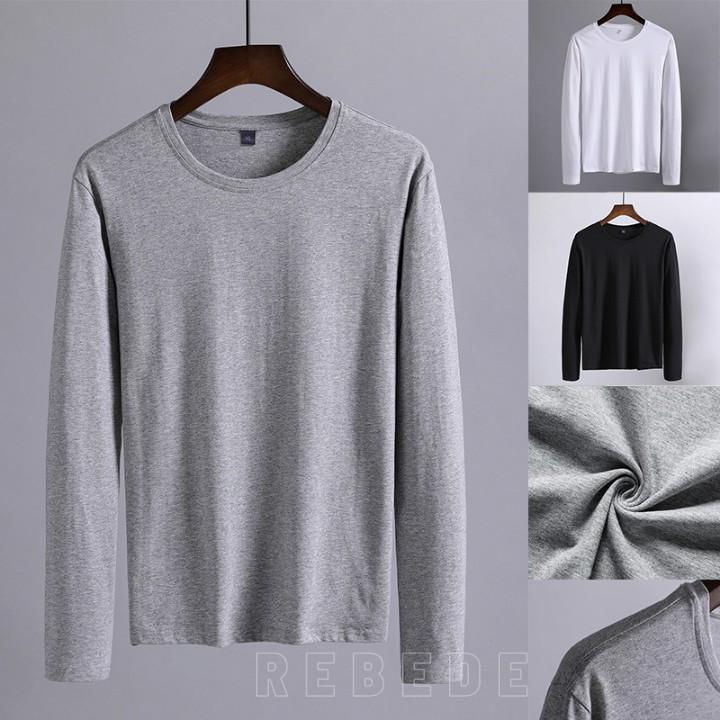 (MÃ: TDT) Áo thu đông nam dài tay VERATINO, chất cotton co giãn cao cấp, giữ ấm cơ thể, áo dáng ôm cao cấp