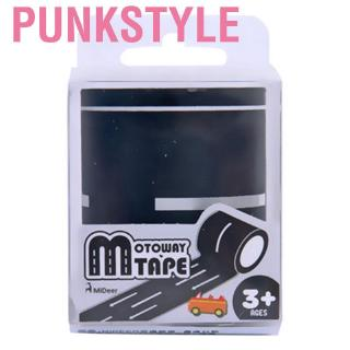 Punkstyle Railway Adhesive Tape Educational Kids Children Interactive Traffic Learning Playing Toy