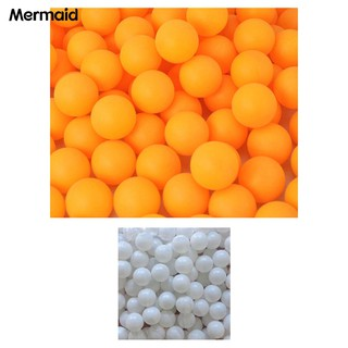 Mermaid 40mm/1.6inch Pack of 150Pcs Balls Ping Pong Balls Table Funny